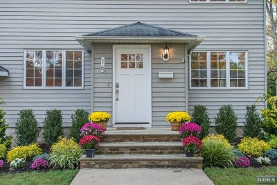 Bergen County Single Family Home Under Contract: 16 Berwyn Place