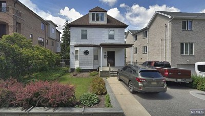 Fort Lee Single Family Home Under Contract: 260 Myrtle Avenue