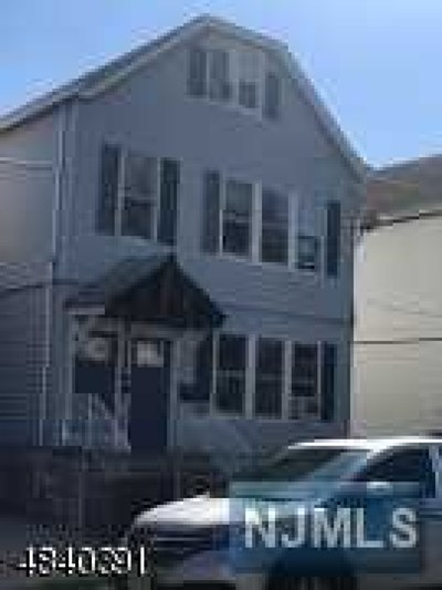 Passaic County Multi Family 2-4 Under Contract: 929-931 East 28th Street