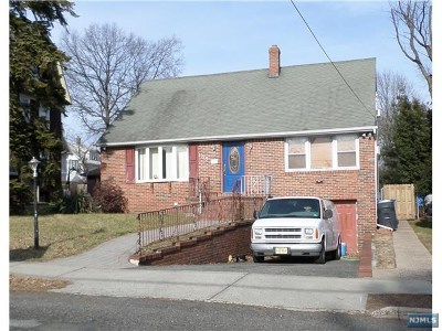 Englewood Single Family Home Under Contract: 157 West Demarest Avenue