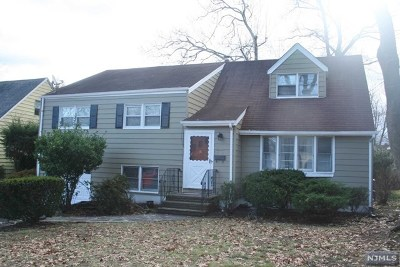Teaneck Single Family Home Under Contract: 150 Stuyvesant Road