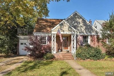 Fair Lawn Single Family Home Under Contract: 12-11 Alexander Avenue