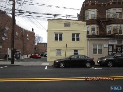 Cliffside Park Multi Family 2-4 Under Contract: 338 Palisade Avenue
