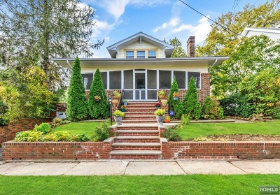 Essex County Single Family Home Under Contract: 25 Florida Street