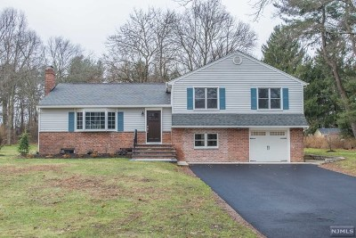 Morris Township Single Family Home Under Contract: 39 Frederick Place