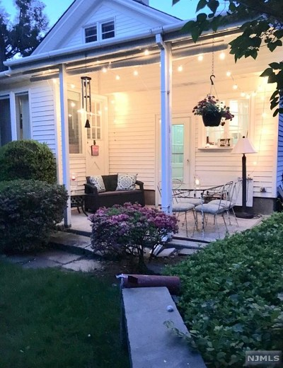 Closter Single Family Home Under Contract: 16 Robinhood Avenue