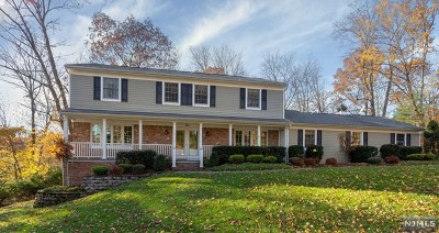 Morris County Single Family Home Under Contract: 5 Cheyenne Drive