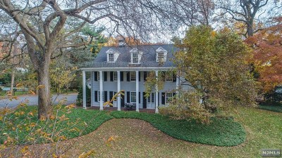 Essex County Single Family Home Under Contract: 10 Forest Way