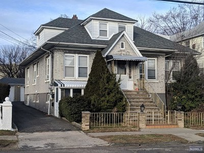 Hackensack Multi Family 2-4 Under Contract: 130 Kansas Street