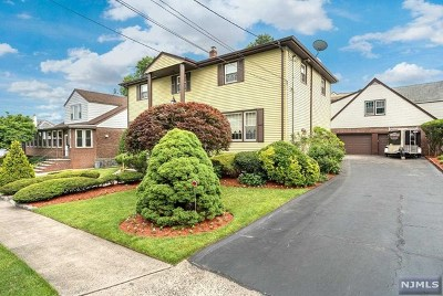Cliffside Park Single Family Home Under Contract: 28 Grant Avenue