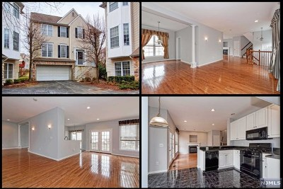 Randolph Township Condo/Townhouse Under Contract: 108 Arrowgate Drive