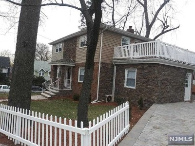 Leonia Single Family Home Under Contract: 401 Fort Lee Road