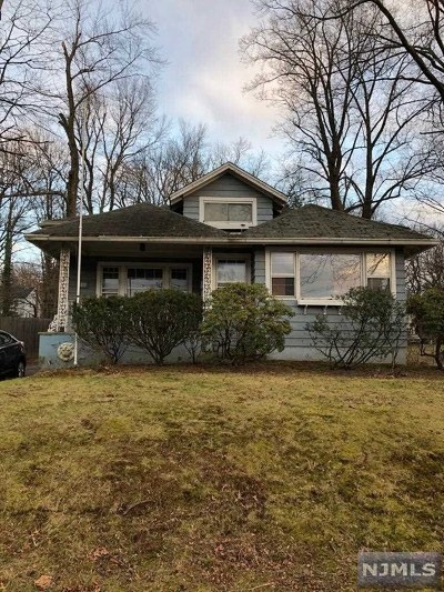 Tenafly Single Family Home Under Contract: 210 Engle Street