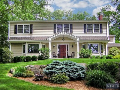 Woodcliff Lake Single Family Home Under Contract: 41 Shield Drive