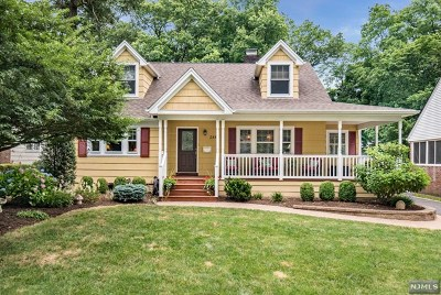 Glen Rock Single Family Home Under Contract: 155 Rodney Street