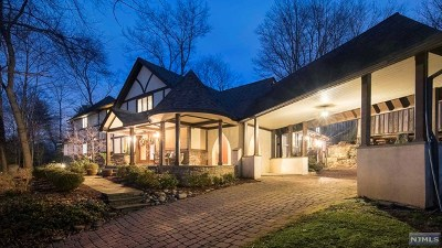 Upper Saddle River Single Family Home Under Contract: 304 East Saddle River Road
