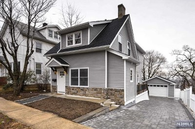 Carlstadt Single Family Home Under Contract: 407 5th Street