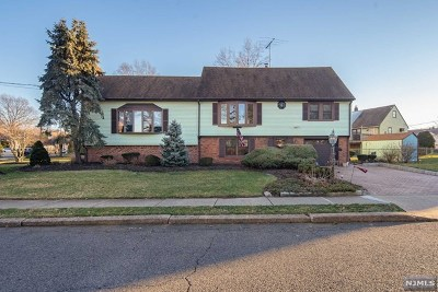 Bergen County Single Family Home Under Contract: 13 Couchon Drive
