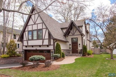 Tenafly Single Family Home Under Contract: 28 North Browning Avenue
