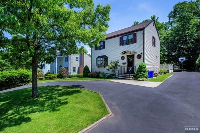 Tenafly Single Family Home Under Contract: 18 Somerset Road