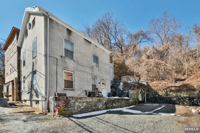 Hudson County Multi Family 2-4 Under Contract: 9021 Riverside Place