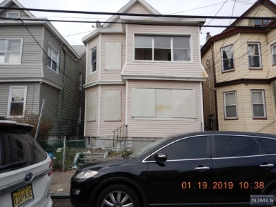 Paterson Multi Family 2-4 Under Contract: 280 East 21st Street