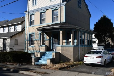 Carlstadt Single Family Home Under Contract: 316 2nd Street