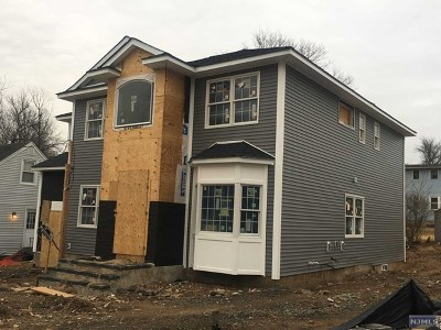 Fair Lawn Single Family Home Under Contract: 32 Warren Road