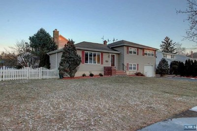 Glen Rock Single Family Home Under Contract: 3 Graham Place