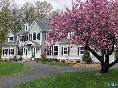 Bergen County Single Family Home Under Contract: 115 Jacquelin Avenue