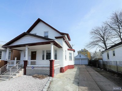 Paterson Single Family Home Under Contract: 519-521 East 31st Street