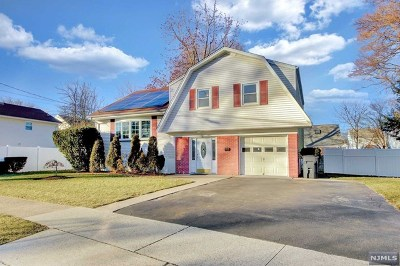 Bergenfield Single Family Home Under Contract: 12 Briggs Court