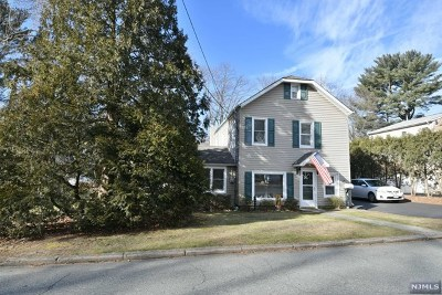 Hillsdale Single Family Home Under Contract: 59 Taylor Street
