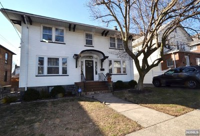 Cliffside Park Single Family Home Under Contract: 234 Columbus Place