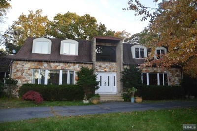 Bergen County Single Family Home Under Contract: 29 Gorga Place