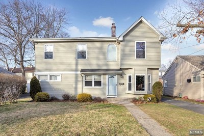 Bergenfield Single Family Home Under Contract: 107 Greenwich Drive