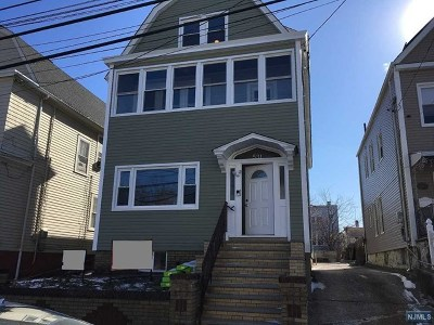 Hudson County Multi Family 2-4 Under Contract: 531 Central Avenue