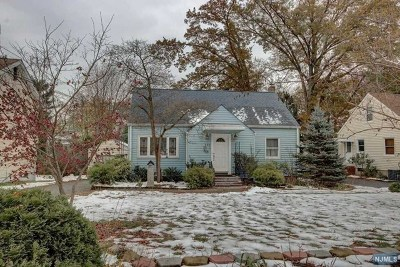 Bergen County Single Family Home Under Contract: 131 Somerville Road