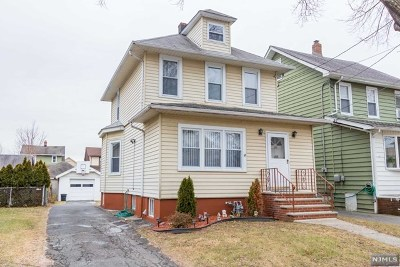 Clifton Single Family Home Under Contract: 269 Union Avenue