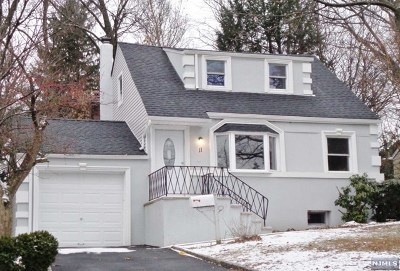 Clifton Single Family Home Under Contract: 11 Edison Street
