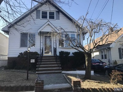 Lyndhurst Single Family Home Under Contract: 480 Harding Avenue