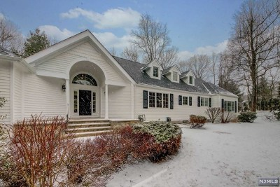 Wyckoff Single Family Home Under Contract: 686 Highview Drive