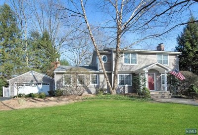 Wyckoff Single Family Home Under Contract: 44 Morley Drive