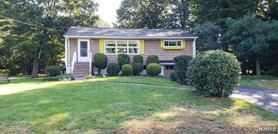 Ramsey Single Family Home Under Contract: 68 Refy Avenue
