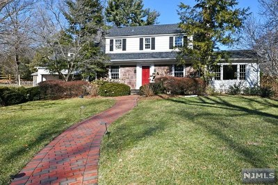 Ridgewood Single Family Home Under Contract: 430 Hillcrest Road