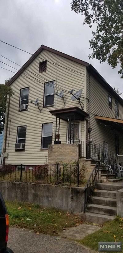 Paterson Multi Family 2-4 Under Contract: 211-215 7th Avenue