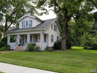 Morris County Single Family Home Under Contract: 7 Federal Place