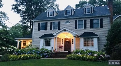 Ramsey Single Family Home Under Contract: 5 Arlena Terrace