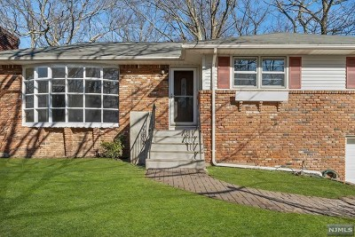 West Milford Single Family Home Under Contract: 564 Morsetown Road