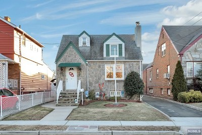 Lyndhurst Multi Family 2-4 Under Contract: 402 Post Avenue